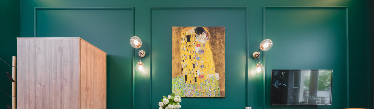 Apartment Gustaw Klimt